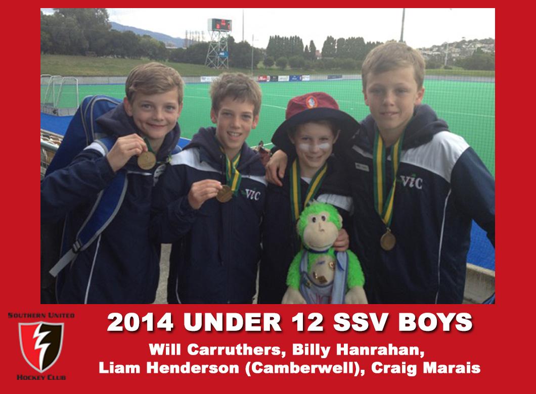 2014 U12 SSV Boys