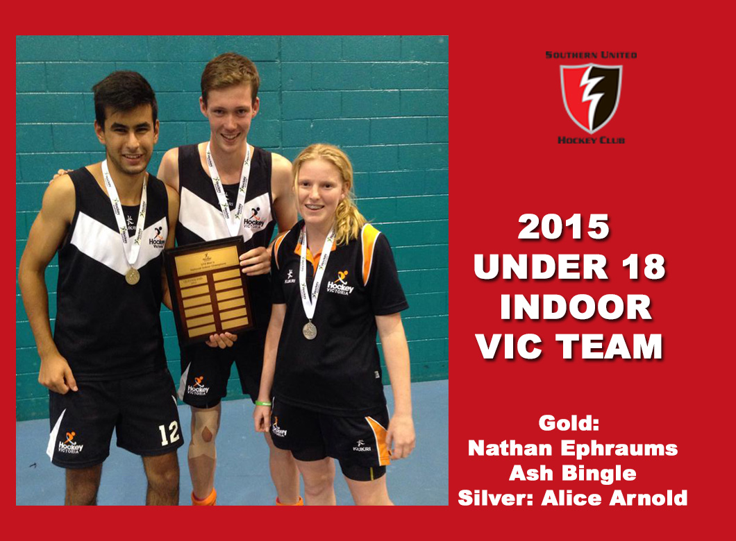 2015 Junior Vic Under 18 Indoor