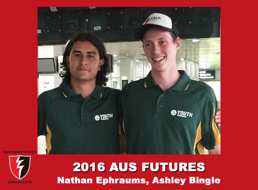 2016 Under 18 Aus Futures