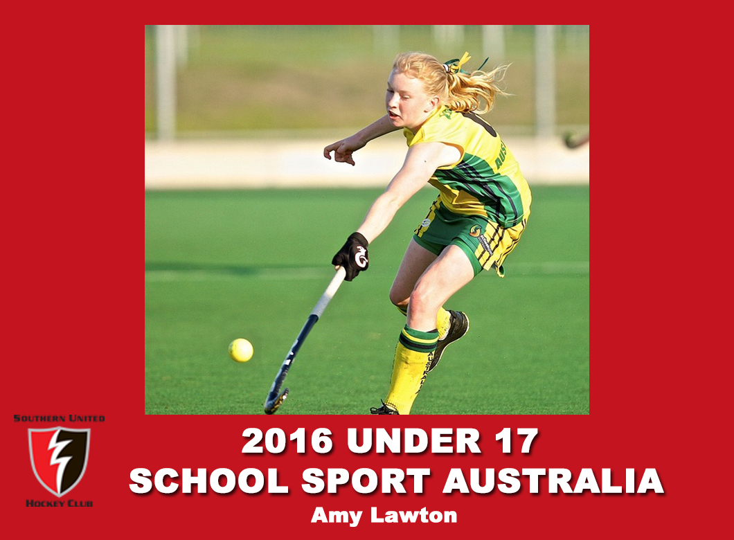 2016 Under 17  School Sports Australia