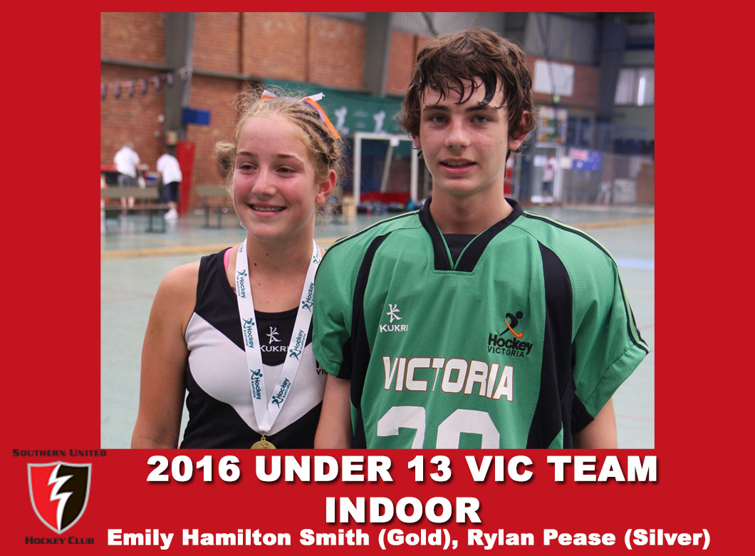2016 Junior Vic Under 13 Indoor