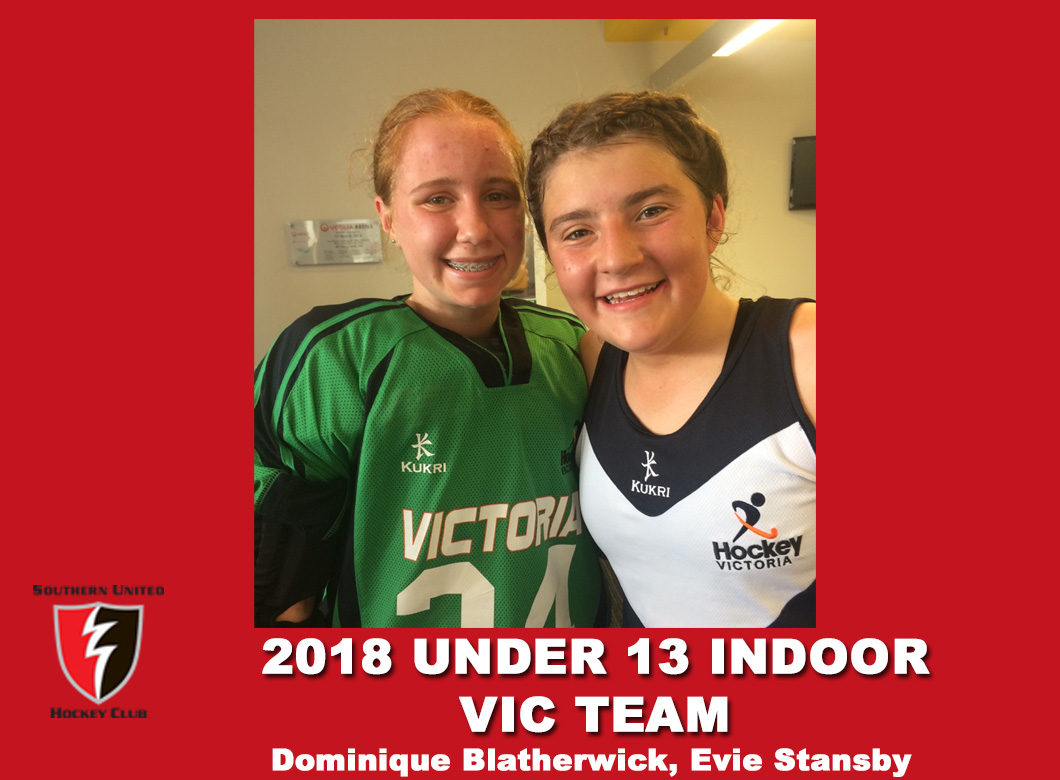 2018 Junior Vic Under 13 Indoor