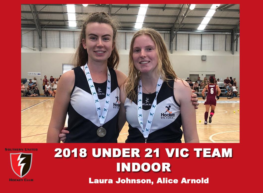 2018 Under 21 Indoor