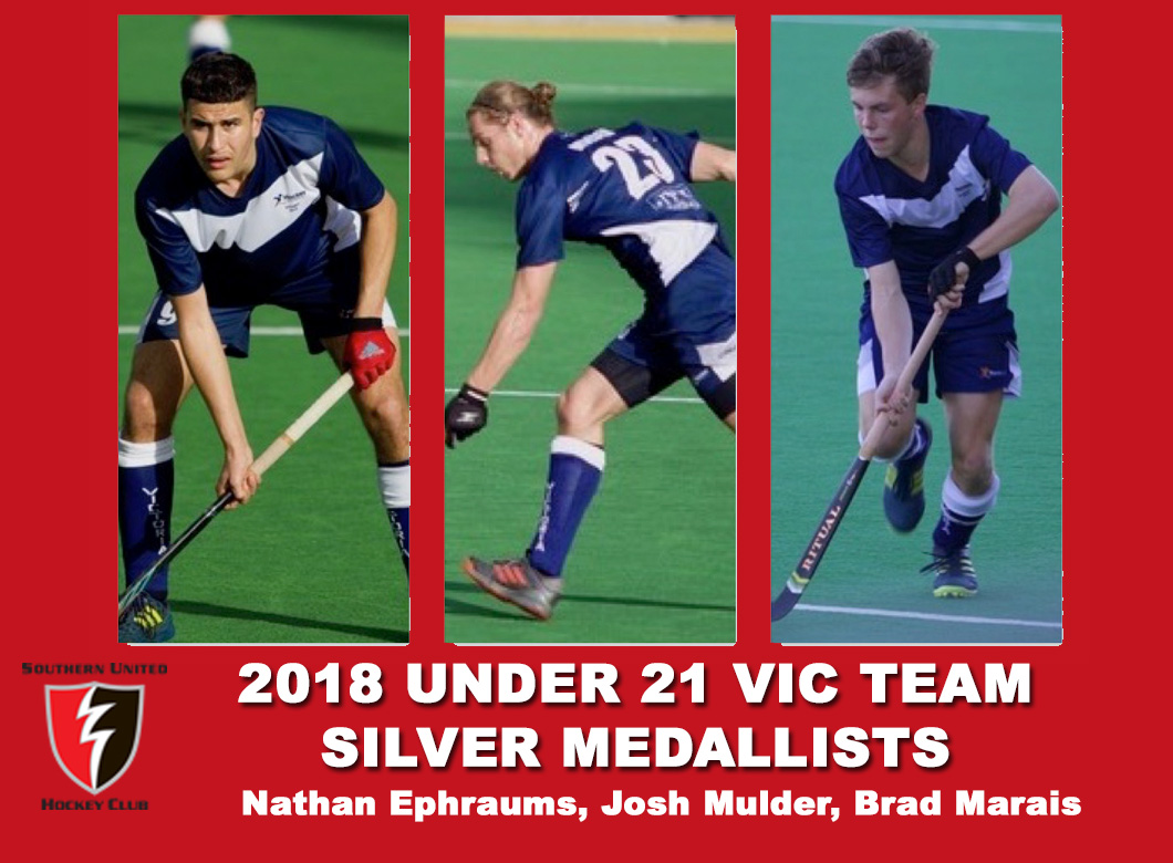 2018 Junior Vic Under 21 Men
