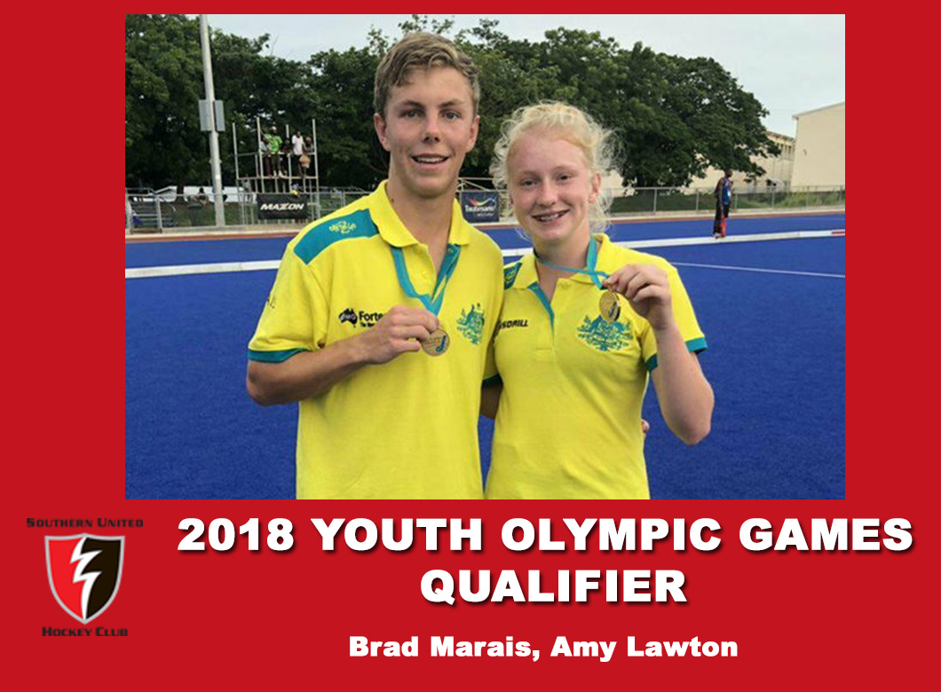 2018 Youth Olympic  Qualifier