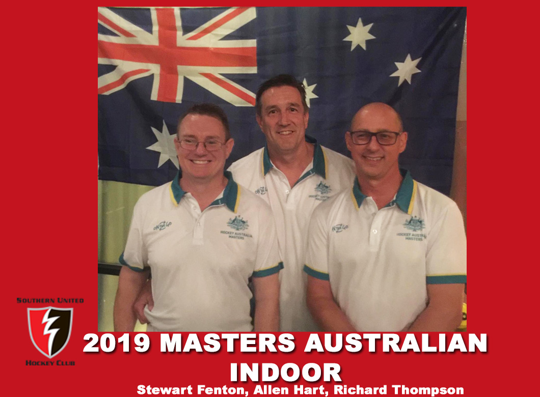 2019  Masters Indoor Aus