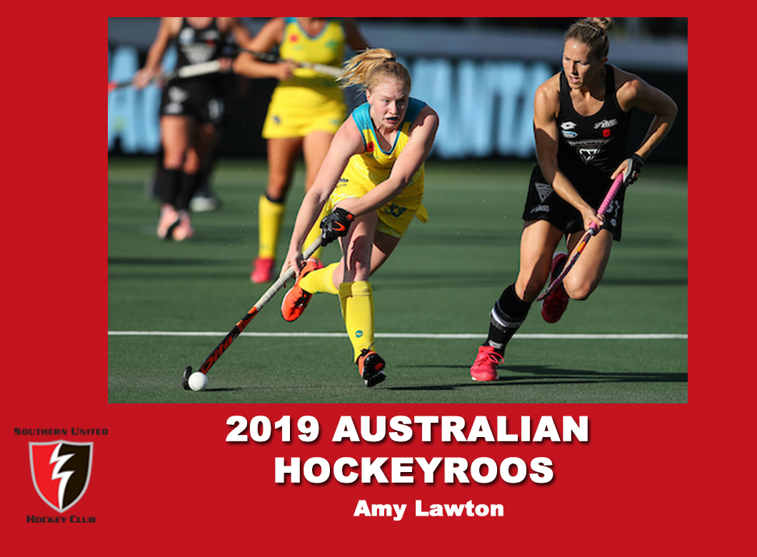 2019 Women - Hockeyroos