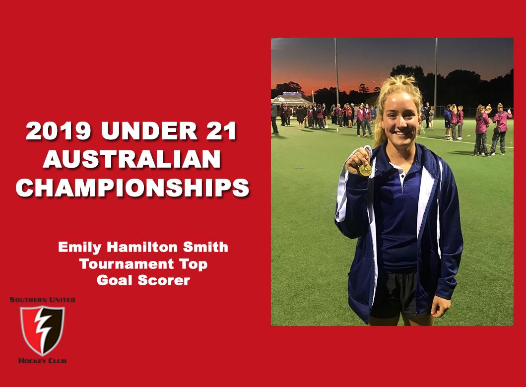 2019 Junior Vic Under 21 Top Goal Scorer