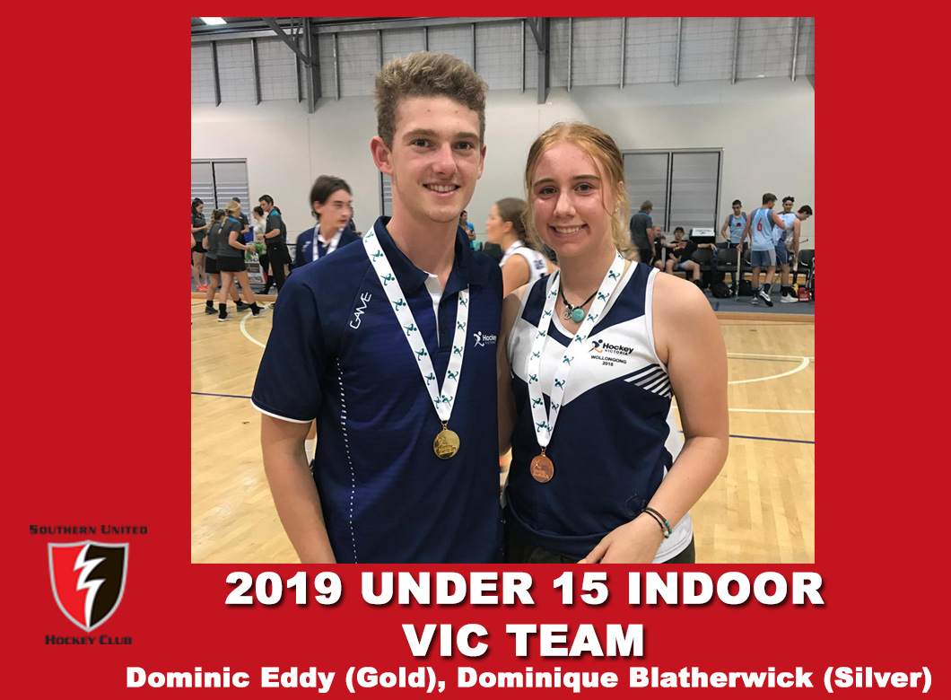 2019 Junior Vic  Under 15 Indoor