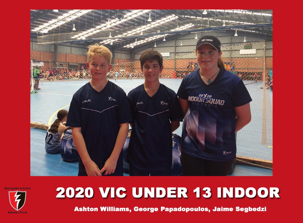 2020 Junior Vic Indoor Under 13