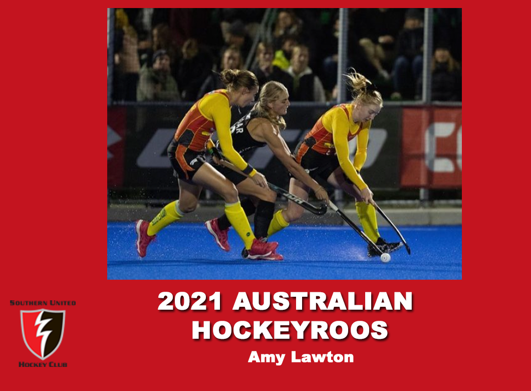 2021 Women  - Hockeyroos