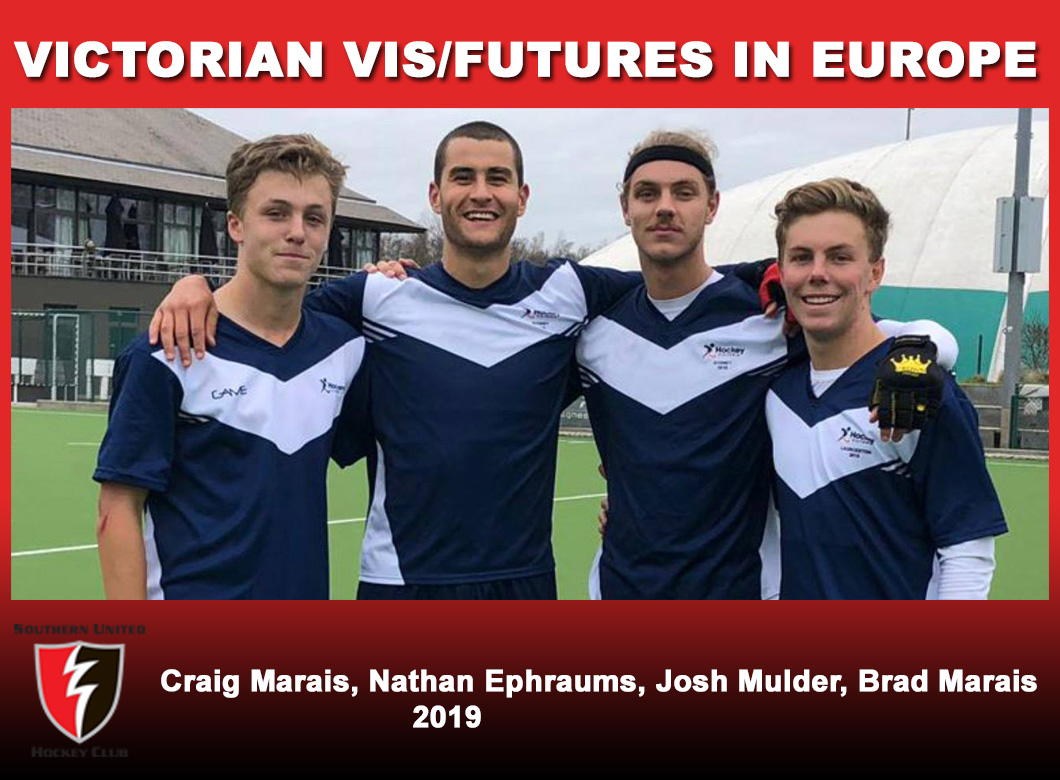 2019 Victorian Boys in Europe 2019