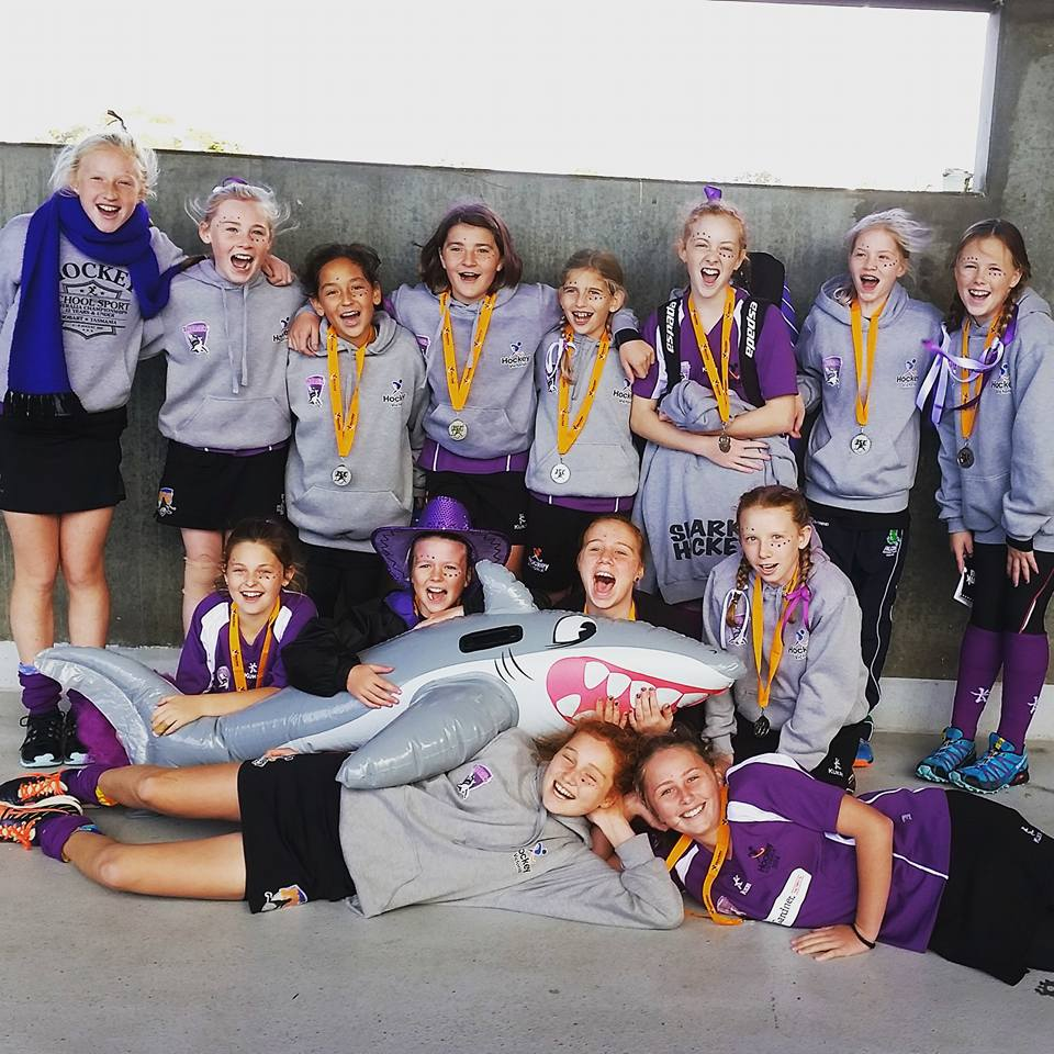 U13 Girls Sharks 2016