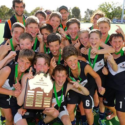 2013 Under 13 Australian Championships