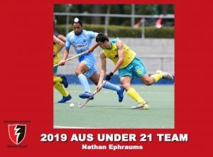 2019 Under 21 Australia Team