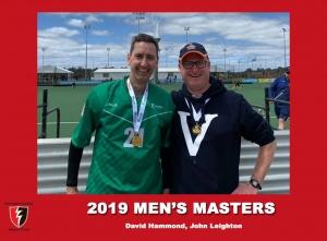 2019  Masters Vic Men  40s & 45s