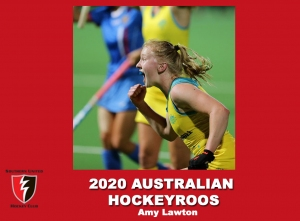 2020 Women  - Hockeyroos