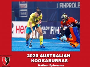 2020 Men  - Kookaburras