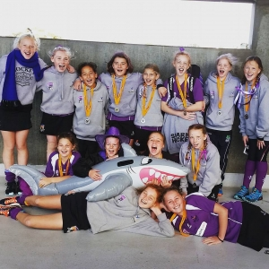 2016  Junior Sharks Under 13 Girls 2016
