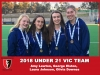2018 Vic U21 Girls
