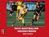 2019 Women - Hockeyroos