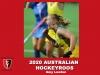 2020 Women  - Hockeyroos