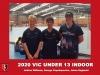 2020 Junior Vic Indoor Under 13