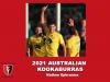 2021 Men  - Kookaburras